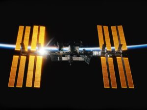 Watch the International Space Station - Tonight! And all this week